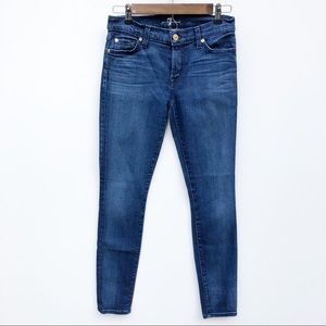 7 for all Mankind | The Skinny women's size 27